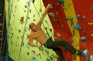 Ocean State School Of Gymnastics Center Rock Climbing