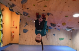 Rock Climbing Fun