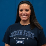 Image of Ashley Lyons at Ocean State School of Gymnastics Center