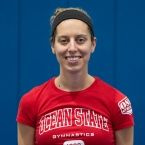 Image of Kaitlin Fuller at Ocean State School of Gymnastics Center