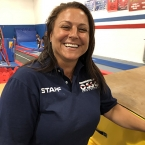 Image of Jessica Cipriano at Ocean State School of Gymnastics Center
