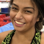 Image of Paula Salazar at Ocean State School of Gymnastics Center